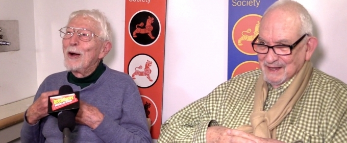 BWW TV: Try to Remember... Broadway Legends Tom Jones and Harvey Schmidt Recall Career Highlights