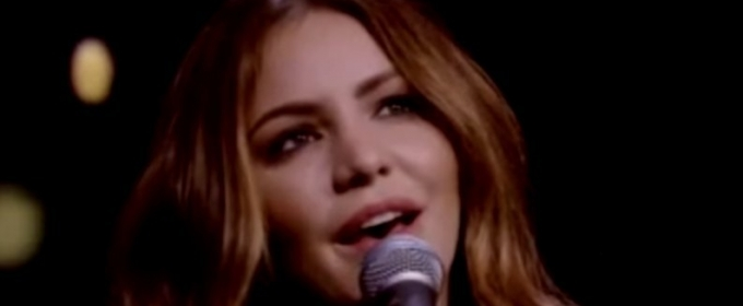 VIDEO: Katharine McPhee Performs MY FAIR LADY Classic on LIVE