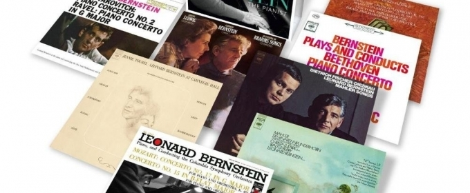 LEONARD BERNSTEIN: THE PIANIST 11-CD Box Set Now Available from Sony Classical