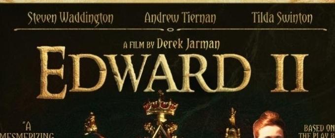 Film Movement Classics Delivers Derek Jarman's Landmark EDWARD II in a Stunning, Digitally Restored Blu-ray