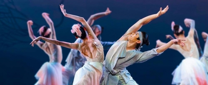 BWW TV: Shanghai Dance Theatre's SOARING WINGS Brings the 'Bird of Good Fortune' to Lincoln Center