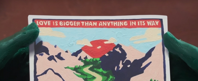 VIDEO: U2 and Broken Fingaz Crew Release Animated LOVE IS BIGGER THAN ANYTHING IN ITS WAY Video