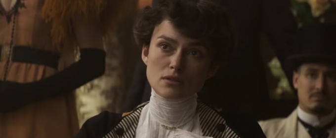VIDEO: Watch the Trailer for Upcoming Biographical Drama COLETTE Starring Keira Knightley
