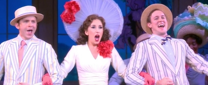 VIDEO: Watch the Cast Perform 'Easter Parade' from Irving Berlin's HOLIDAY INN at The 5th Avenue Theatre