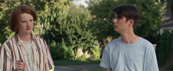 VIDEO: Netflix Shares the Trailer for THE PACKAGE Starring Daniel Doheny, Geraldine Viswanathan & Sadie Calvano