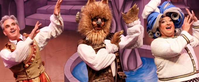 BWW Review: BEAUTY AND THE BEAST: A CHRISTMAS ROSE TAILORS THE POPULAR TALE TO MERRIMENT DURING THE HOLIDAYS at Laguna Playhouse