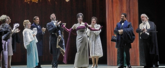 BWW Review: EXTERMINATING ANGEL - Up Close and Personal with the Indiscreet Charms of the Upper Class at the Met
