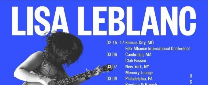 Canadian Banjo Slayer Lisa LeBlanc Announces US + SXSW Tour Dates