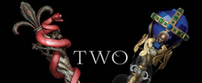 BWW Cover Reveal: TWO DARK REIGNS by Kendare Blake