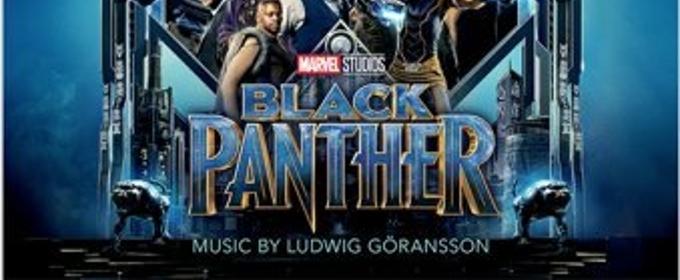 BLACK PANTHER Score Soundtrack Available Digitally February 16