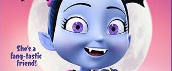 Disney Junior's Animated Series VAMPIRINA Delivers 28 Million Views to Date