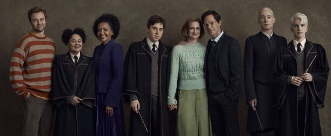 Photo Flash: First Look At The Witches And Wizards Of HARRY POTTER AND THE CURSED CHILD Melbourne