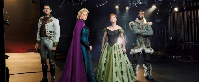 Winter Storm Warning: Meet the Cast of FROZEN- Now in Previews!