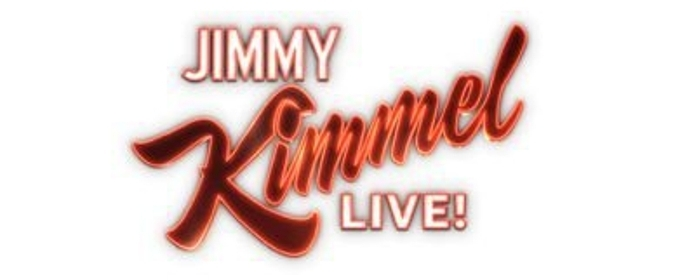 Scoop: Upcoming Guests on JIMMY KIMMEL LIVE! on ABC