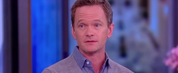 VIDEO: Neil Patrick Harris Talks the Importance of LOVE, SIMON & Hosting GENIUS JUNIOR on THE VIEW