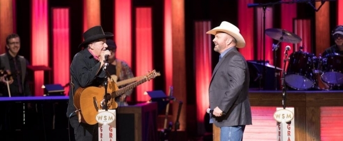 The Grand Ole Opry Officially Welcomes Country Music Hall of Famer Bobby Bare