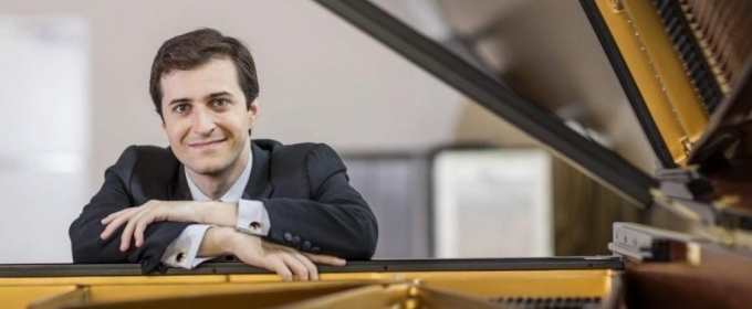 The Lisa Smith Wengler Center for the Arts Presents Kenny Broberg, Piano