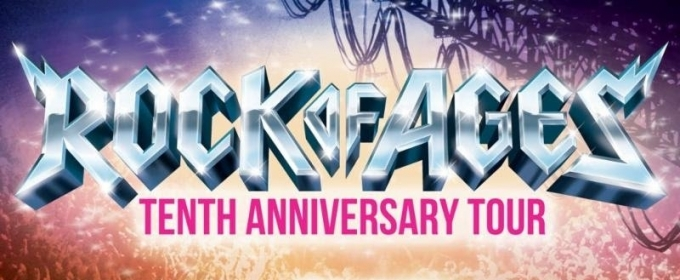 Here We Go Again! ROCK OF AGES to Launch National Tour Fall 2018