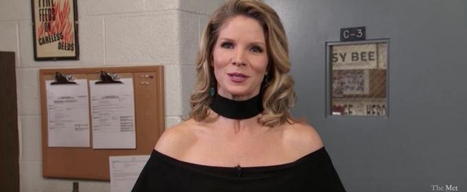 VIDEO: Kelli O'Hara Previews The Met's COSI FAN TUTTE