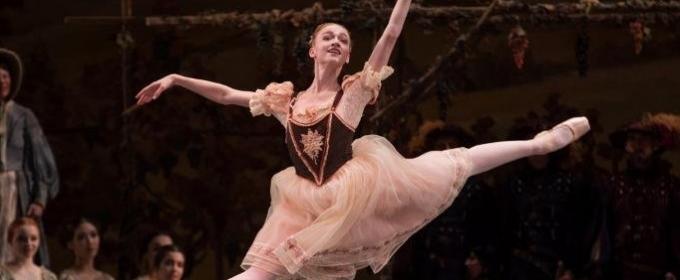 Catherine Hurlin Awarded 2018 Princess Grace Foundation-USA Dance Fellowship