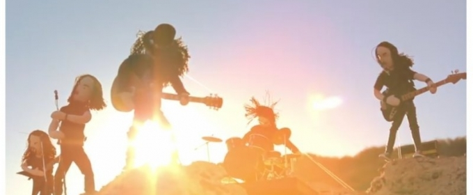 VIDEO: Watch Slash's Live-Action, Animated Video For 'Driving Rain'