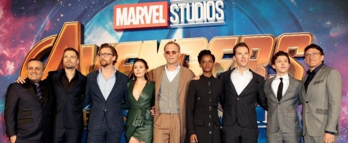 Photo Coverage Check Out The Cast Of Marvel S Avengers