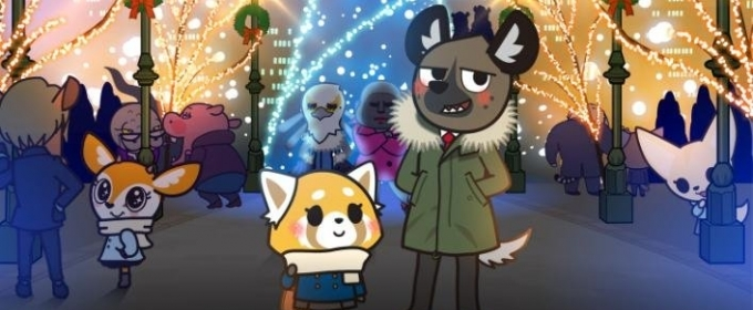 Netflix Announces New Original Anime, AGGRETSUKO: WE WISH YOU A METAL CHRISTMAS