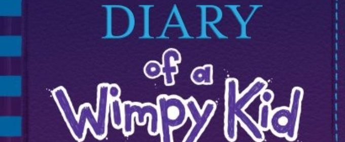 BWW Cover Reveal: Jeff Kinney's 13th WIMPY KID Book Gets a Title & a Cover!