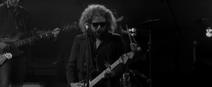 VIDEO: Jim James Performs 'Just A Fool' on The Late Show
