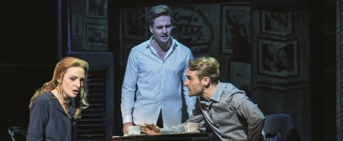 BWW Review: GHOST at Theater Des Westens, Berlin - GHOST scares up a star-making performance from former German 'Idol' Alexander Klaws