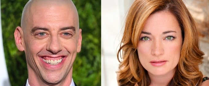 Christian Borle and Laura Michelle Kelly Will Star in Encores! Production of ME AND MY GIRL