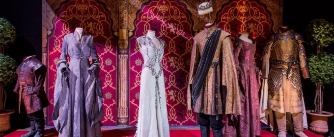 GAME OF THRONES: The Touring Exhibition to Make Global Debut in Barcelona