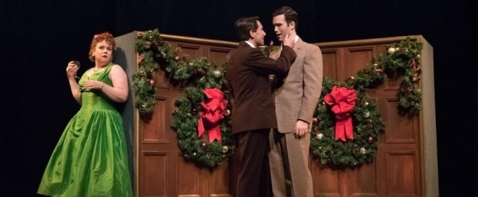 BWW Review: TRAVELERS in a Strange Land Called Washington, D.C., in NY Debut at Prototype 2018