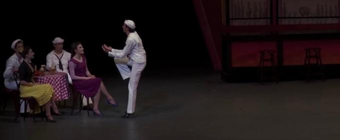VIDEO: Anatomy of a Dance: Fancy Free with Sebastian Villarini-Velez