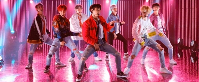 VIDEO: BTS Perform 'DNA'; Play 'Flinch' on LATE LATE SHOW