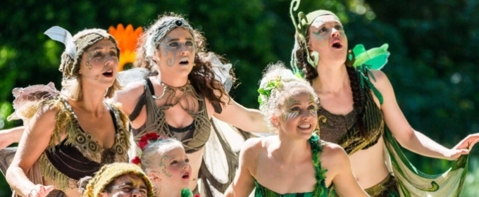 TINKERBELL And The DREAM FAIRIES Return To Royal Botanic Garden This Spring