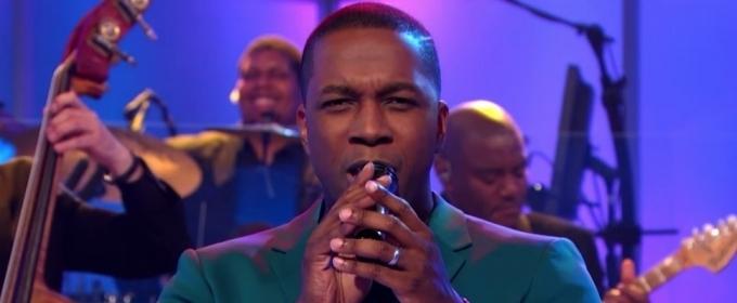 VIDEO: Tony Winner Leslie Odom Jr. Performs 'My Favorite Things' on HARRY