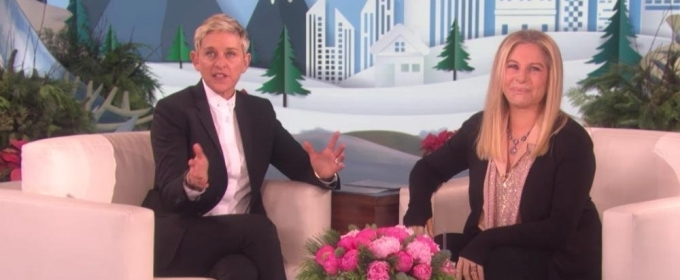 VIDEO: First Look - Barbra Streisand Talks Netflix Special & More on Today's ELLEN