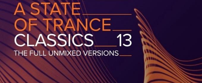 Armin van Buuren Releases 'A State  Trance Classics, vol. 13'