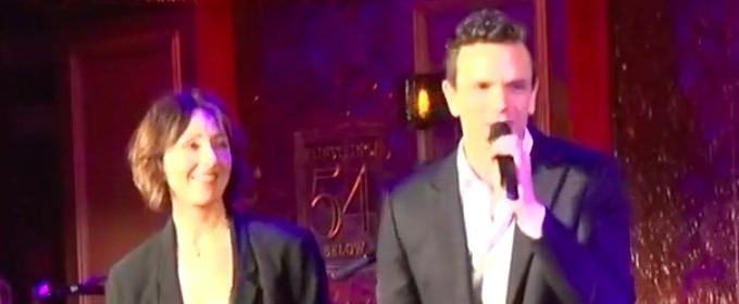 Paul Alexander Nolan and Carmen Cusack Perform 'Whoa Mama' From BRIGHT STAR