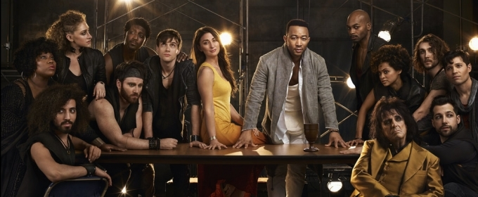 Photo Flash: Sara Bareilles, John Legend, Alice Cooper and More Have Heaven On Their Minds in New JESUS CHRIST SUPERSTAR Promo Shots!
