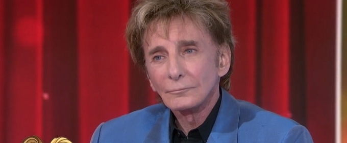 VIDEO: Barry Manilow Discusses His Las Vegas Residency on TODAY