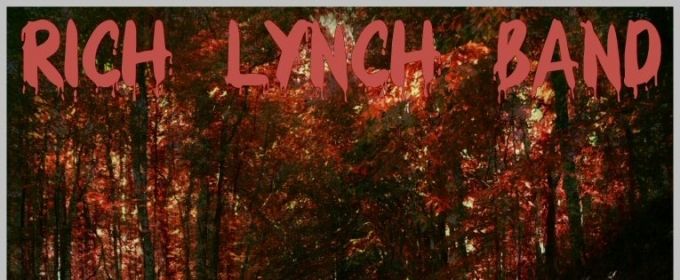 The Rich Lynch Band Releases New Single THE RED ROAD