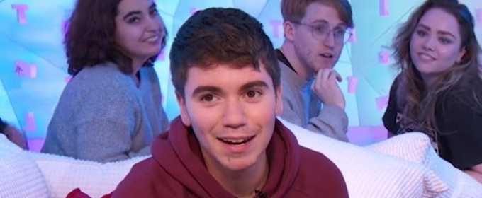 VIDEO: Noah Galvin Stops by TRL to Discuss His New Role in DEAR EVAN HANSEN