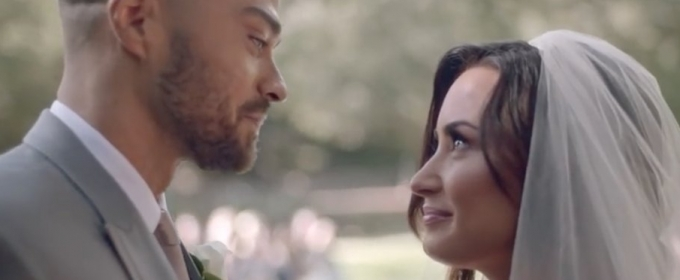 WATCH: Demi Lovato Gets Hitched In 'Tell Me You Love Me' Video