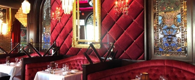 Columbus Unwraps Early Christmas Gift With the Opening of Jeff Ruby's Steakhouse
