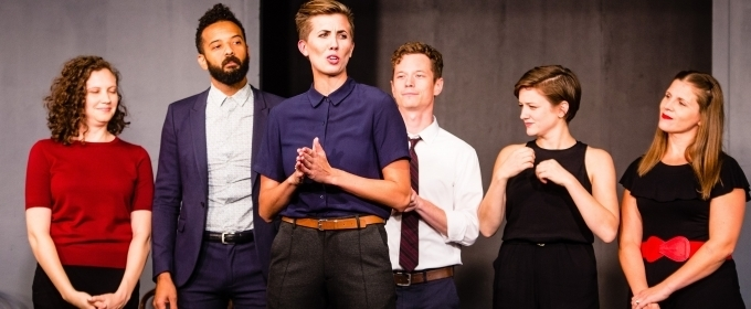 VIDEO: THE SECOND CITY'S DYSFUNCTIONAL HOLIDAY REVUE at Berkeley Rep