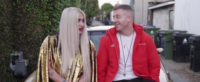 Kesha and Macklemore Announce 'The Adventures of Kesha and Macklemore' Tour