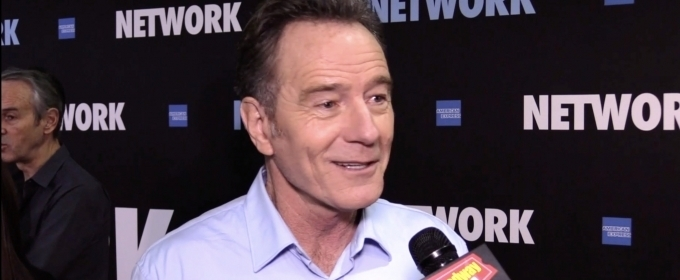 Bryan Cranston Company Explain What NETWORK IS All About!