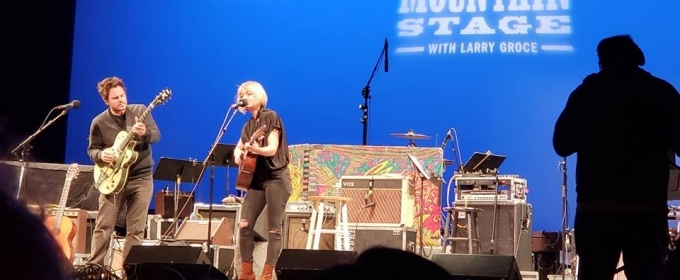 VIDEO: Anais Mitchell Performs 'Wedding Song' From Broadway Bound HADESTOWN On Mountain Stage In Charleston, WV